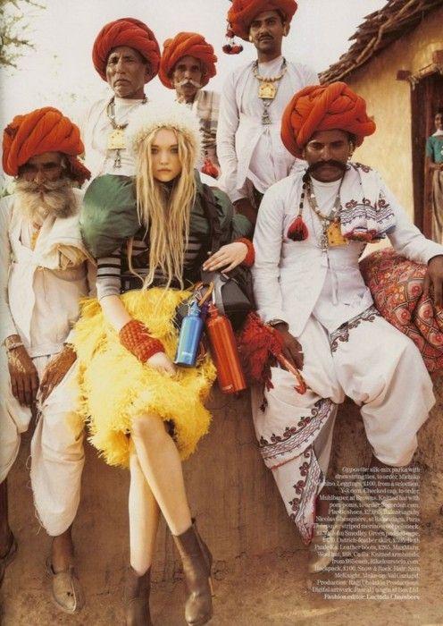 Vogue India.