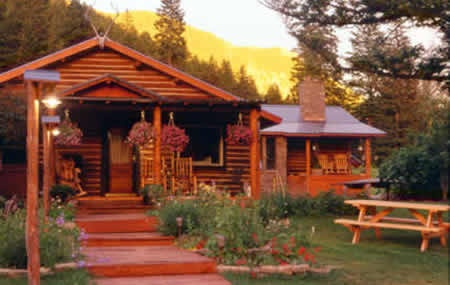 Top Native Cabin Near Bozeman Montana