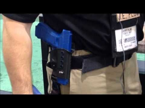 Fobus Holsters & Pouches at the 2014 #SHOTShow - YouTube