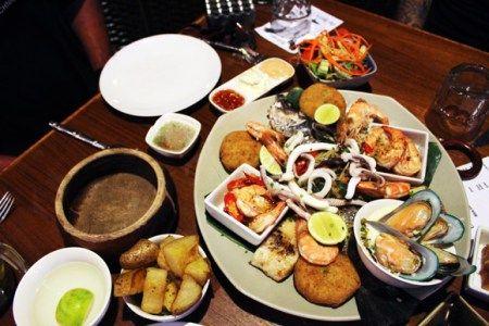 Barracuda, Koh Tao restaurants