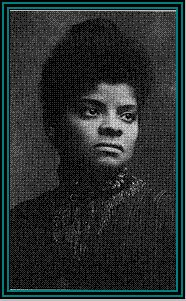 Ida B. Wells-Barnett was a fearless anti-lynching crusader, suffragist, women's rights advocate, journalist, and speaker. She stands as one of our nation's most uncompromising leaders and most ardent defenders of democracy. She was born in Holly Springs, Mississippi in 1862 and died in Chicago, Illinois 1931 at the age of sixty-nine.