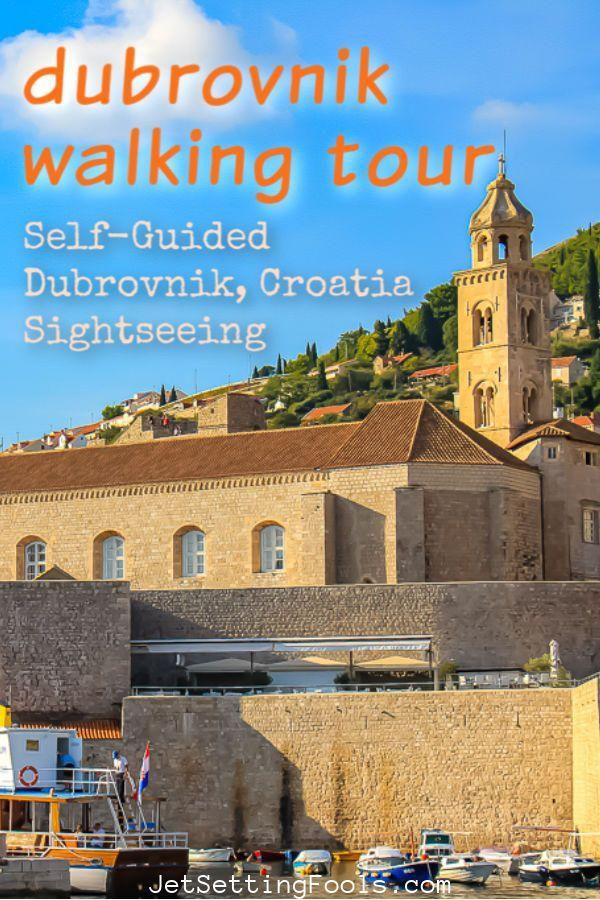 Dubrovnik Walking Tour Self Guided Dubrovnik Sightseeing Europe Travel Europe Travel Tips Europe Travel Destinations
