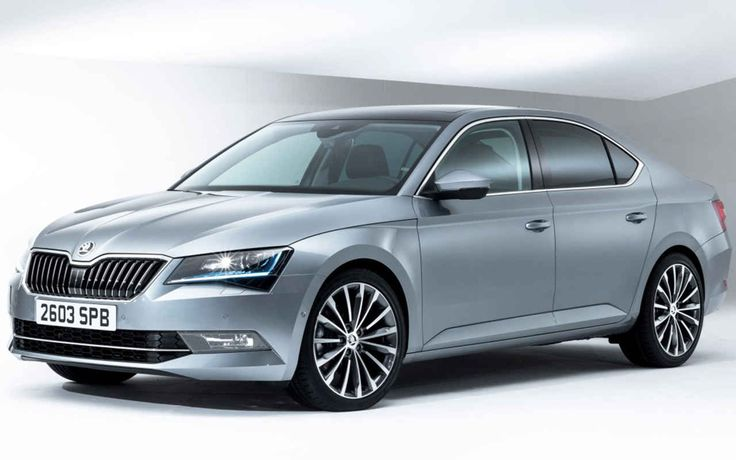 2018 Skoda Superb Facelift - http://www.carmodels2017.com/2016/10/25/2018-skoda-superb-facelift/