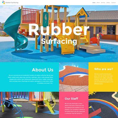 Flooring Responsivo Tema Web Captura de Pantalla Pequeña
