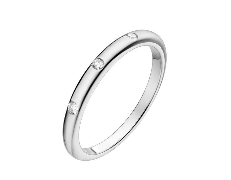 フェディ 結婚指輪 AN857433 | ブルガリ