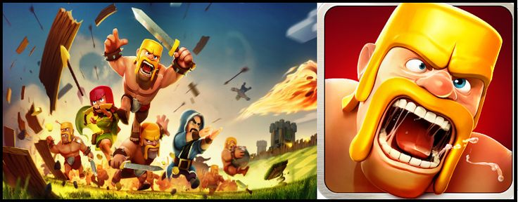 Download Clash of Clans For PC Game on Windows 8 / XP / 7