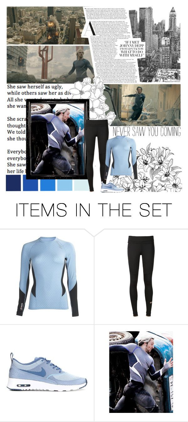 """""""&& / """"I never saw you coming.."""" 