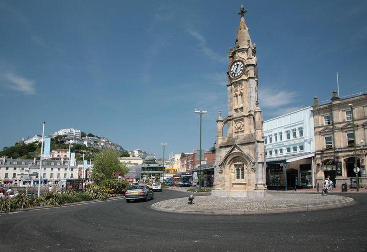 Clock Tower - Torquay harbour