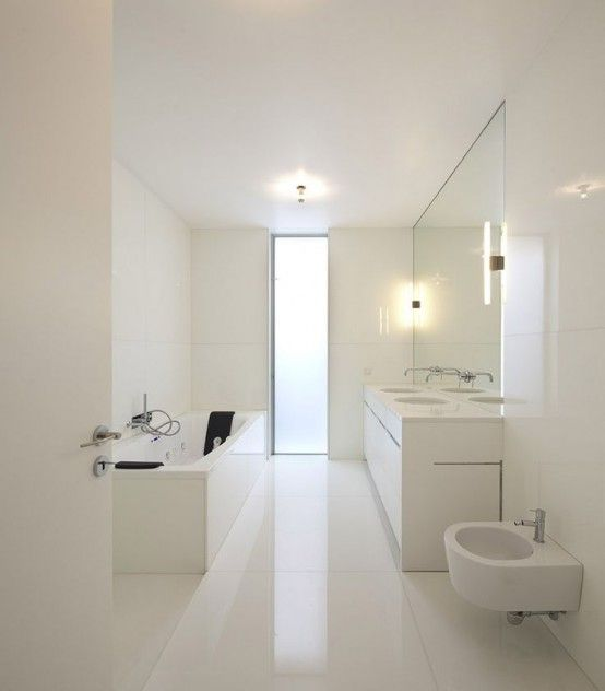 MINIMALIST designs for the home has now been in trend & that goes with the bathroom too .ITS not always the right idea to cover your house with furniture .YOU can stick to the basic & keep it simple .THE colors used for minimalist bathrooms are white , black & grey .YOU can keep itRead more