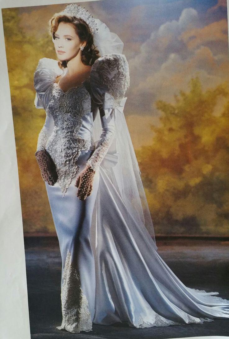 Demetrios 1992  Demetrios 90s collections  Wedding dresses Bridal dresses Wedding gowns