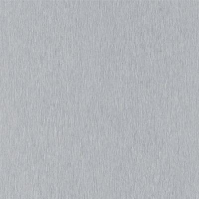 Brushed Aluminium-Metaline Splashback Laminex