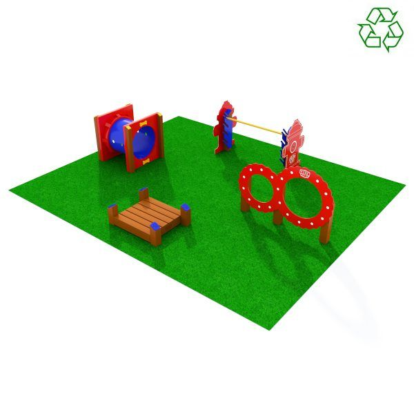 The Rookie Dog Obstacle Course   TerraBound Solutions in ...