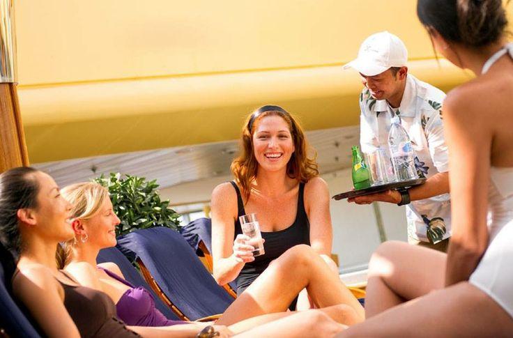 Celebrity Eclipse - Modern LuXury http://travelboutique.rs/inspiracija/portoriko-i-krstarenje/ #krstarenje #odmor #letovanje #putovanje #karibi #cruising