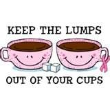 October is breast cancer month; thinking of all of my family members that have  fought and won!!!!!!yeah!!♥♥