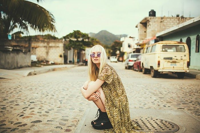 Amilita the label: Paved Paradise SS14 | Photography: Carly Brown @ carlybrown.com; Model: Ariel Beesley @ Wilhelmina; Makeup: Harper@ Wilhelmina | summer | mexico | bohemian | gypset | free spirit