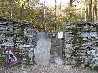 Here's the ancient White Moss kissing gate that may be about to vanish-White Moss House