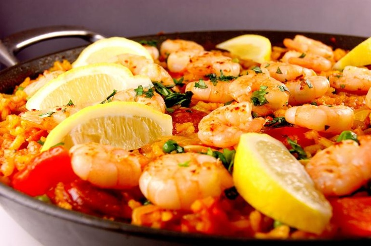 Chicken, Chorizo and King Prawn Paella – OnMyPlate.co.uk