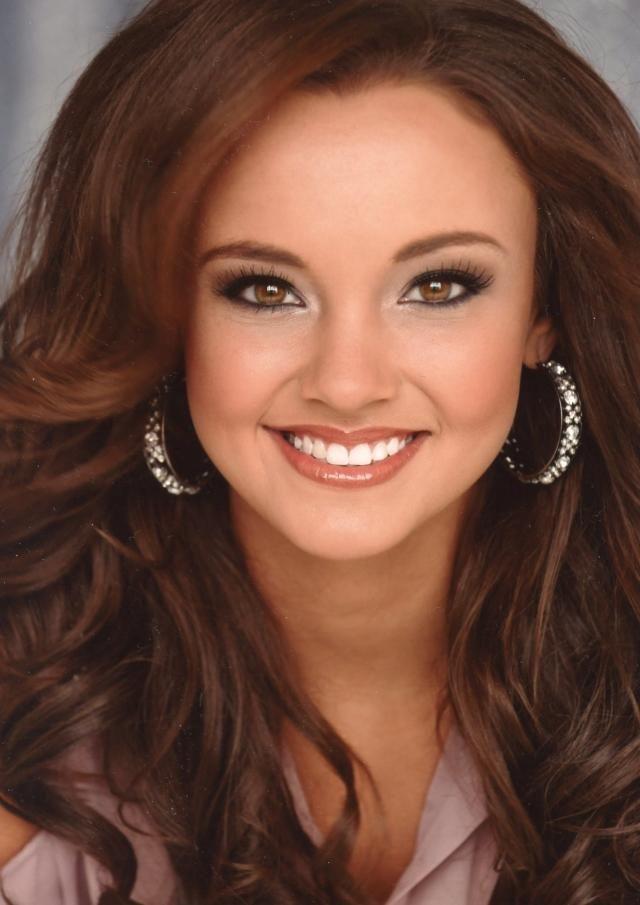 Chandler Champion Miss Alabama 2013 Miss America 2014