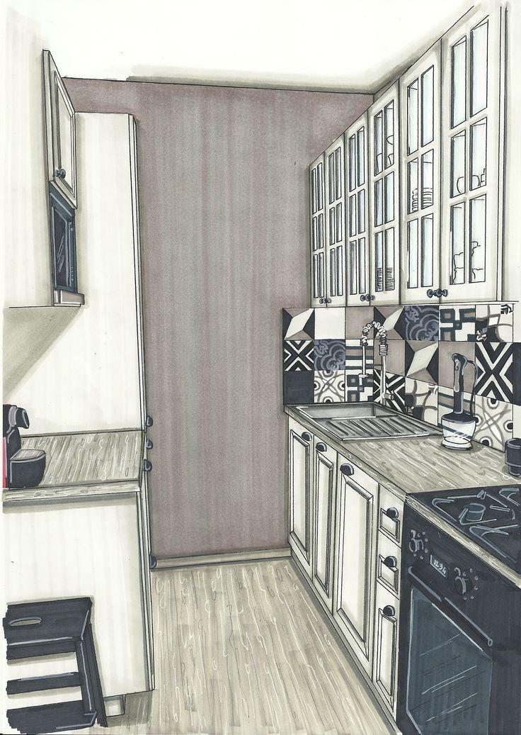 My kitchen- my plan <3