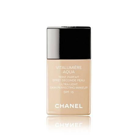 Fond de teint Vitalumiere Aqua Chanel