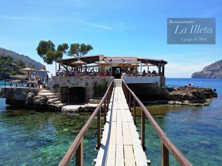 """Das herrliche """"La Illeta"""" in Camp de Mar auf Mallorca"""