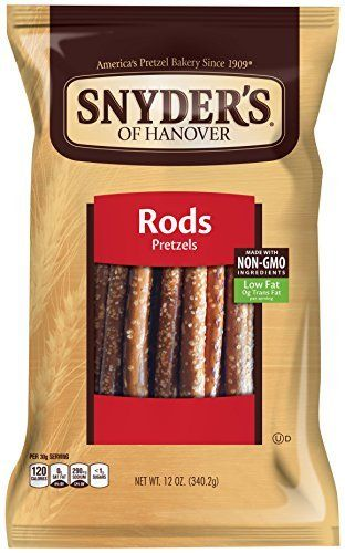 #fishingshopnow Snyder's of Hanover Pretzel Rods, 12 oz: We are now presenting the popular Snyder's of Hanover Pretzel… #fishingshopnow
