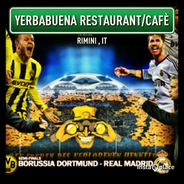 Champions League: BORUSSIA DORTMUND - REAL MADRID (mercoledì 24/4/2013)