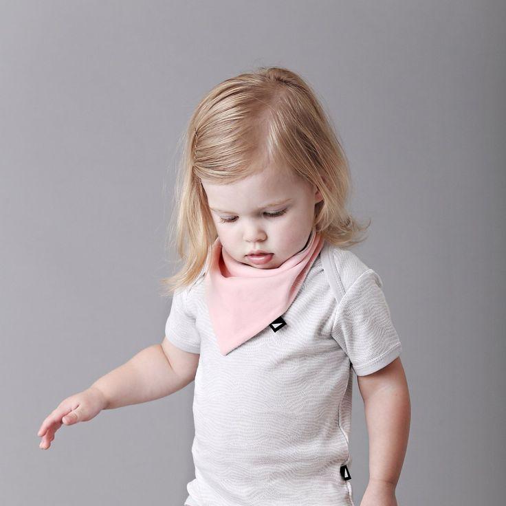 Organic baby clothing - Ethi- Etch bodysuit grey