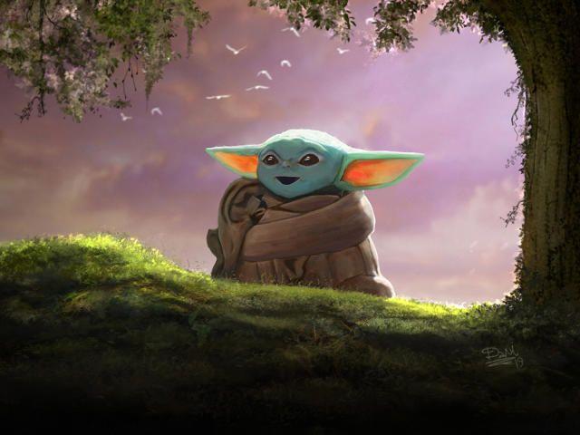 Child Yoda 4k Wallpaper Hd Tv Series 4k Wallpapers Images Photos And Background Star Wars Wallpaper Wallpaper Yoda