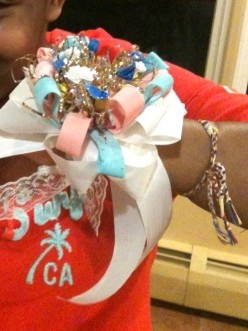 Candy Birthday Corsages A Vintage Tradition Poised For A