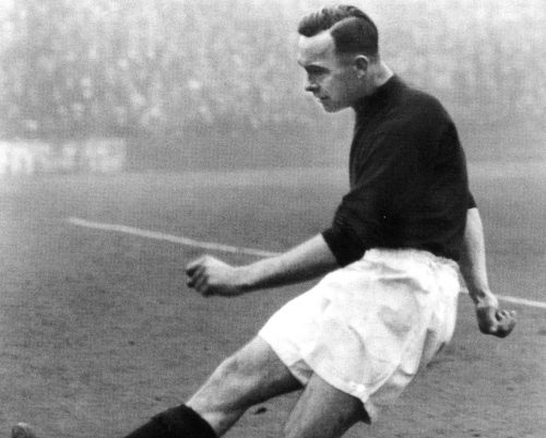 No.1 Gordon Hodgson: Most LFC hat-tricks - 17! That is some striking, especially with the footballs back then!