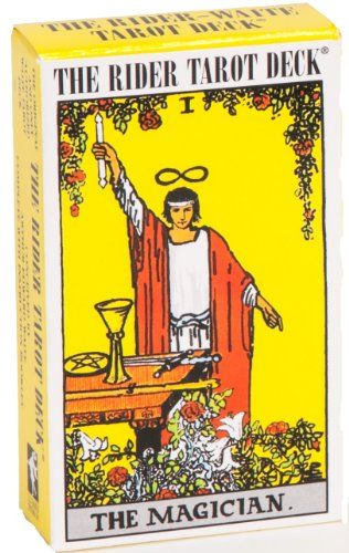 The Rider Waite tarot is highly popular and comes with easy to read arcana. This is another deck I'd recommend for beginners once they have learnt the basics. How to Read the 22 Tarot Card Major Arcana