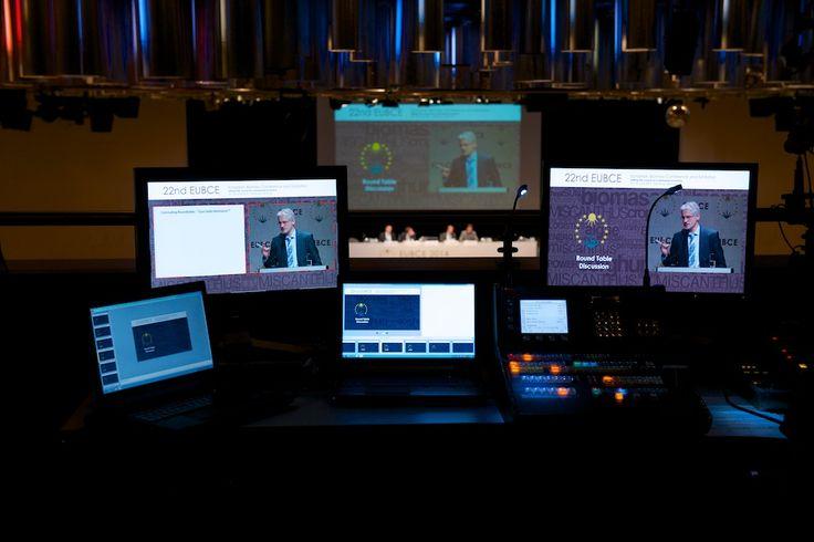 EUBCE 2014, Congress Center Hamburg