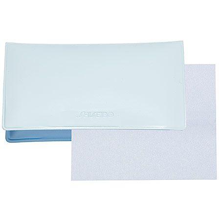 Pureness Oil-Control Blotting Paper - Shiseido | Sephora