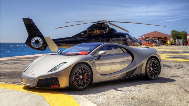 La versión definitiva del superdeportivo español GTA Spano se presentará en la edición 2013 del Salón de Ginebra. Su motor 8.4 V10 de 900 CV, un diseño espectacular y futurista y unas prestaciones de infarto prometen elevar a este coche de ensueño al mismísimo Olimpo del automóvil. En un principio, sólo se fabricarán 99 unidades a razón de 570.000 euros (sin impuestos) cada una.