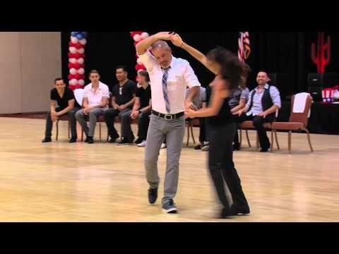 1st Place Champions West Coast Swing, Robert Royston & Torri Smith-2015 Phoenix 4th of July - YouTube