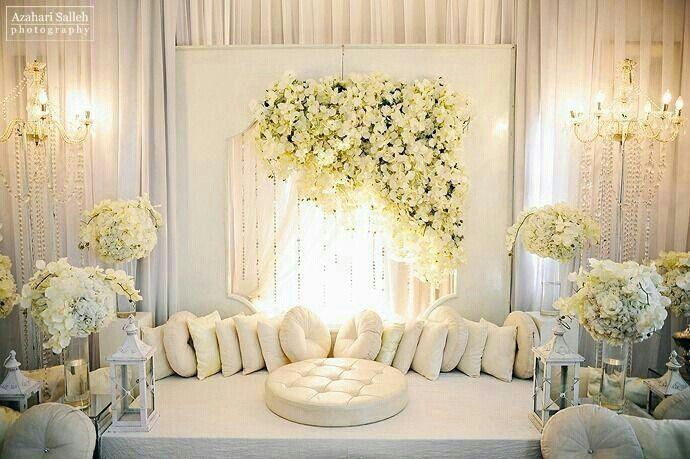 Pelamin Nikah Pelamin 174 Wedding Wedding Reception