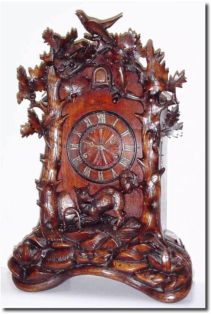 Cuckoo clock key woodworking projects plans - Cuckoo clock plans ...