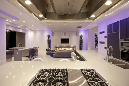 Modern mansion interior design mansions pinterest for Modern mansion interior design