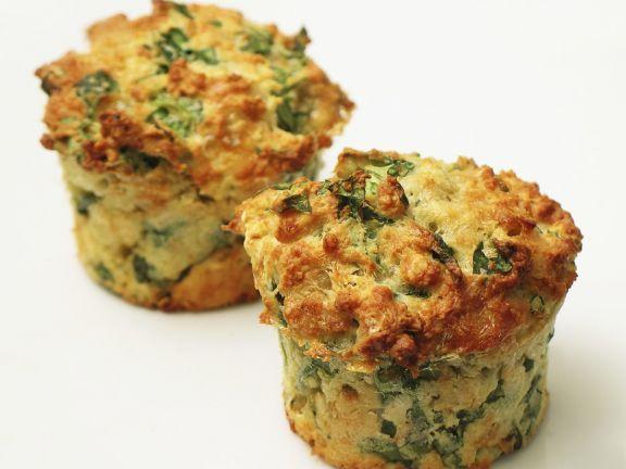 Pikante Spinatmuffins ist ein Rezept mit frischen Zutaten aus der Kategorie Muffins. Probieren Sie dieses und weitere Rezepte von EAT SMARTER!