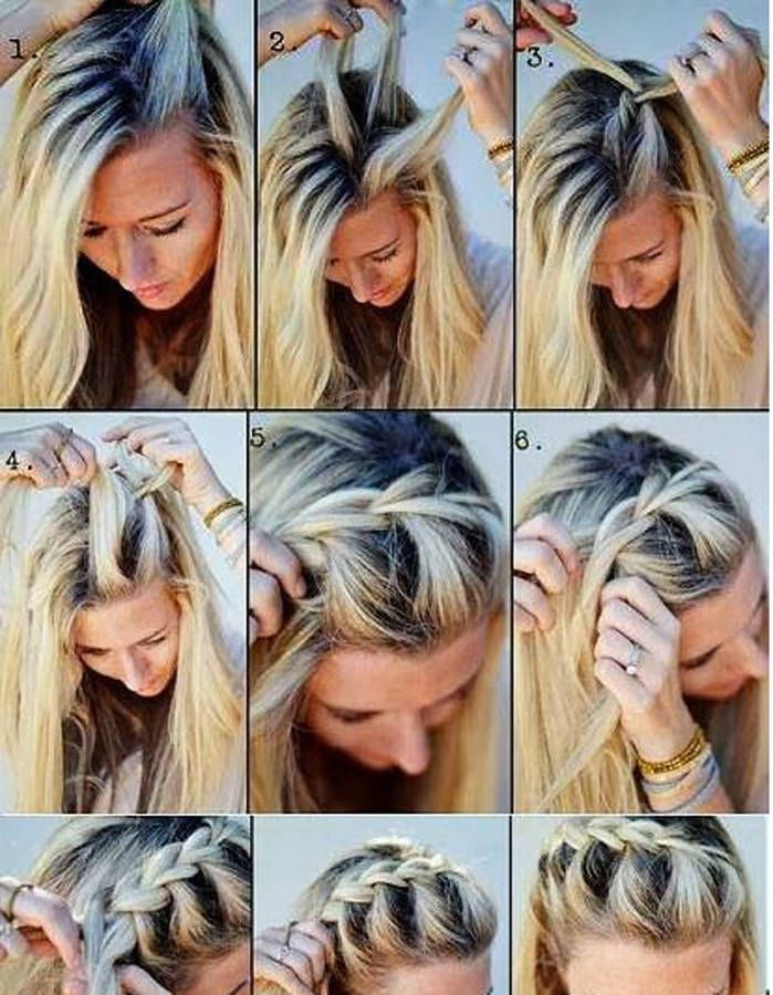 les 27 meilleures images propos de tuto coiffure sur pinterest cara delevingne tresses. Black Bedroom Furniture Sets. Home Design Ideas