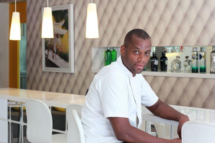 Chef Errol Defoe #Orbit restaurant #Luna2 studiotel #Seminyak #Bali #restaurant # http://luna2.com/lunafood-bars/orbit-restaurant/