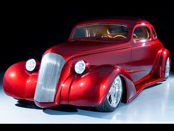 Dave Kindig Height >> Kindig-It Design 1937 Chevy Coupe for Sale in SANDY, UT   Collector Car Nation Classifieds ...