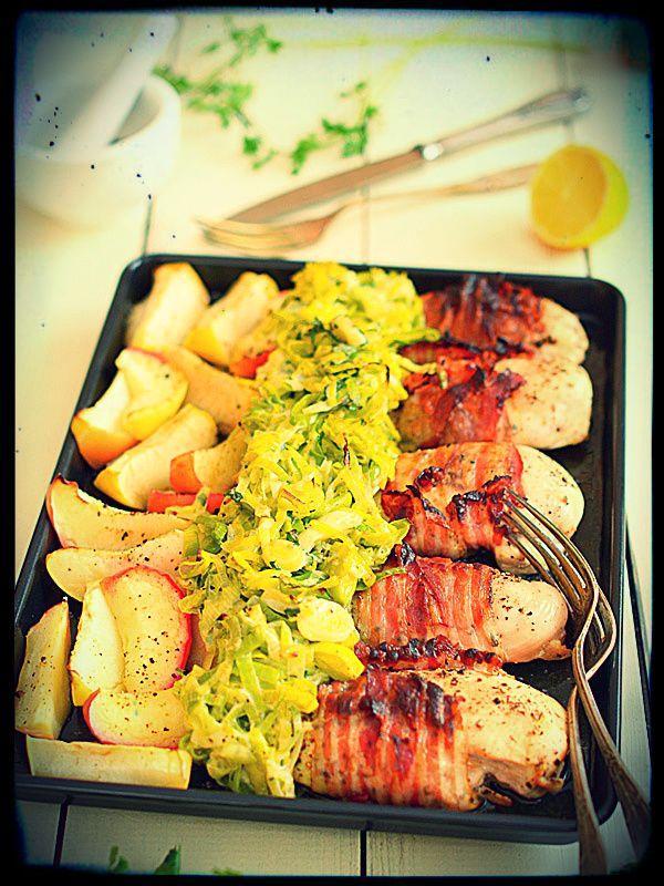 Świetne i szybkie danie nie tylko na obiad :)
