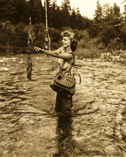 Best 25 fly fishing girls ideas on pinterest fly for Topless girls fishing