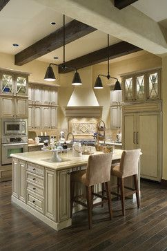 Traditional French Style Kitchen