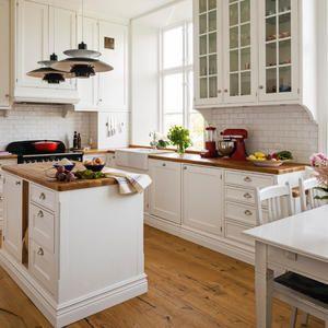 Schwedenhaus küche  82 besten Offene Küche Bilder auf Pinterest | Offene küche, Wohnen ...