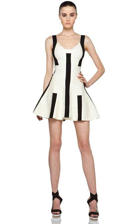 8 best Herve Leger Dresses images on Pinterest | Bandage dresses ...