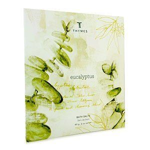 The Thymes Eucalyptus Bath Salts Packet - 2 oz. by Thymes. $5.00
