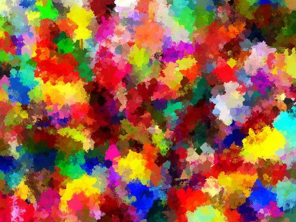 26 Best Images About Colourful Paint On Pinterest Paint